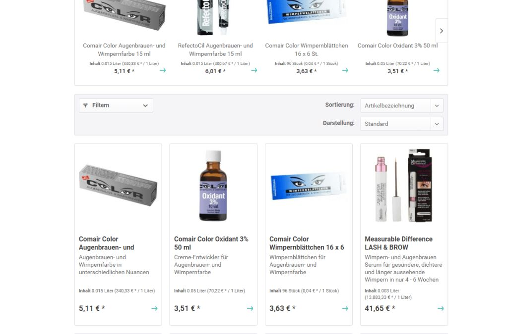 Check up Products