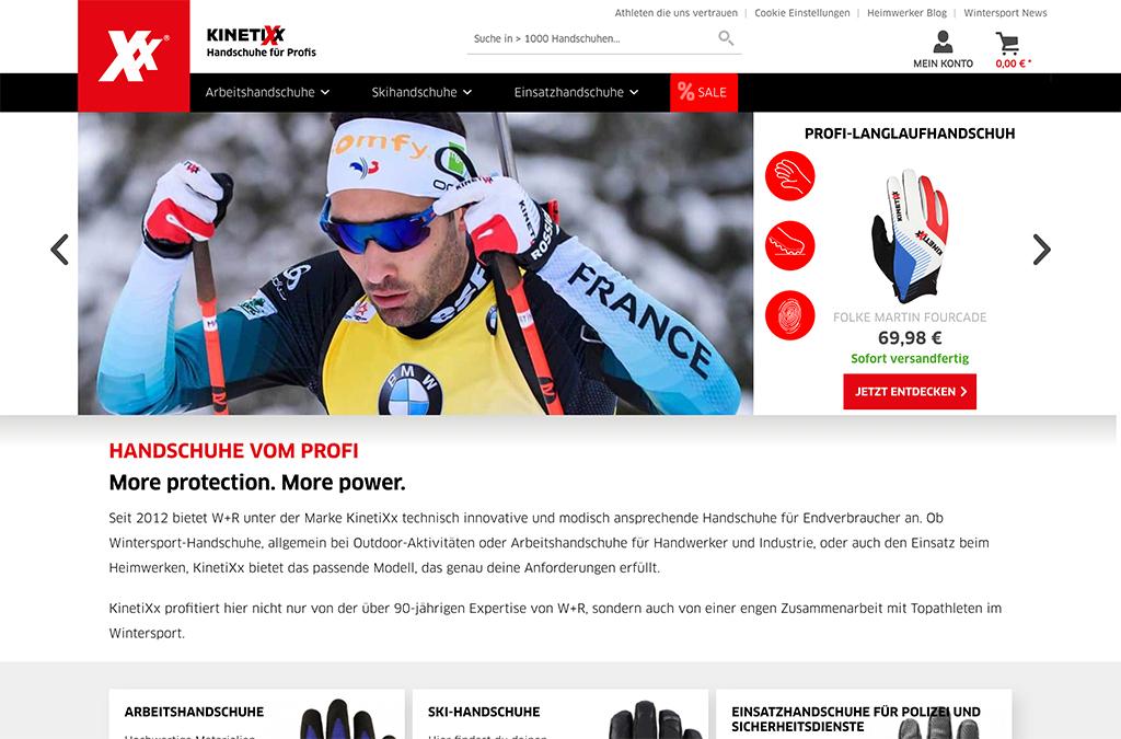 KinetiXx eine Marke der W+R PRO GmbH
