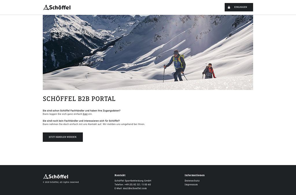 Schöffel Sportbekleidung GmbH