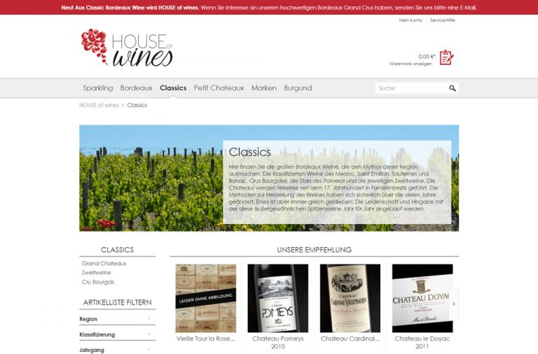 house-of-wines.com