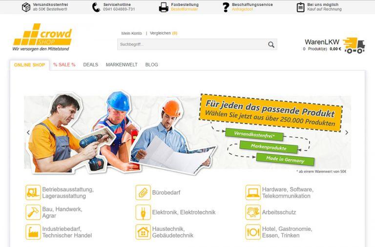 Crowdshop GmbH