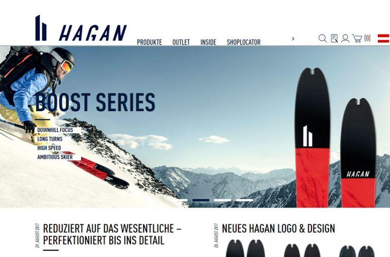 HAGAN Ski