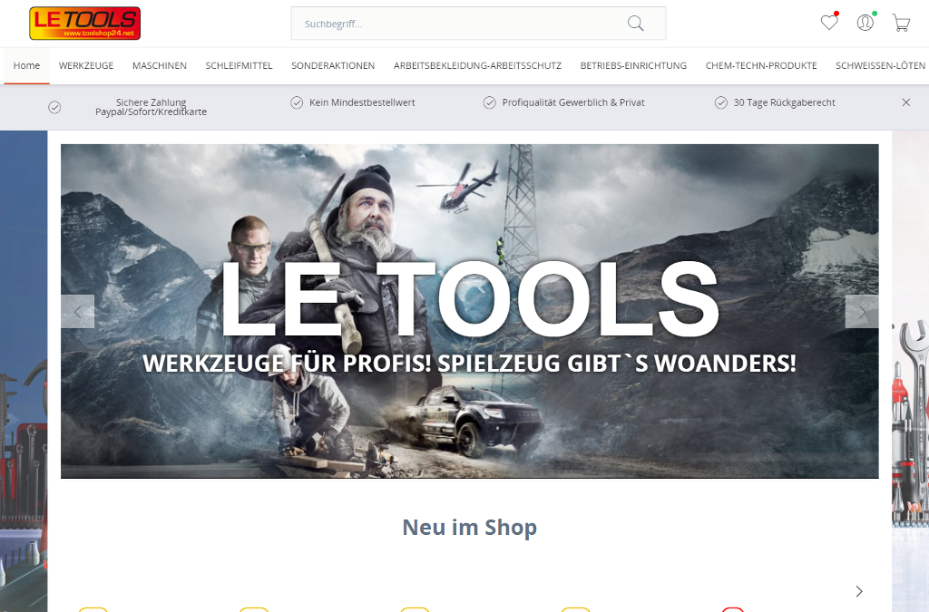 toolshop24.net