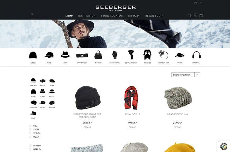 Seeberger Hats