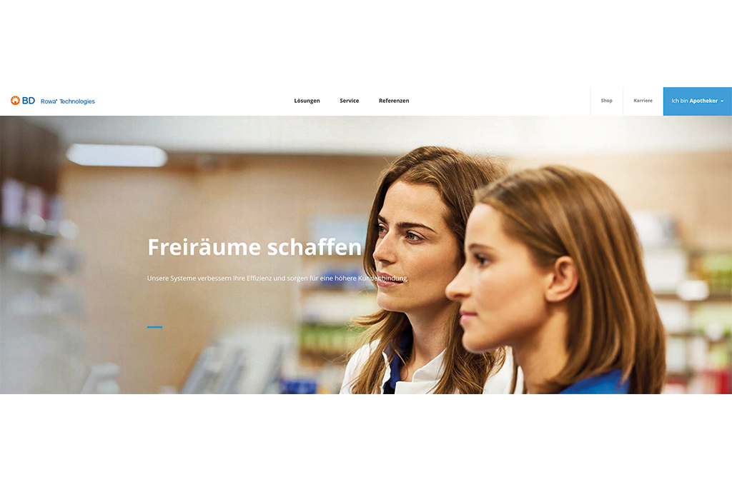 Becton Dickinson Rowa Germany GmbH