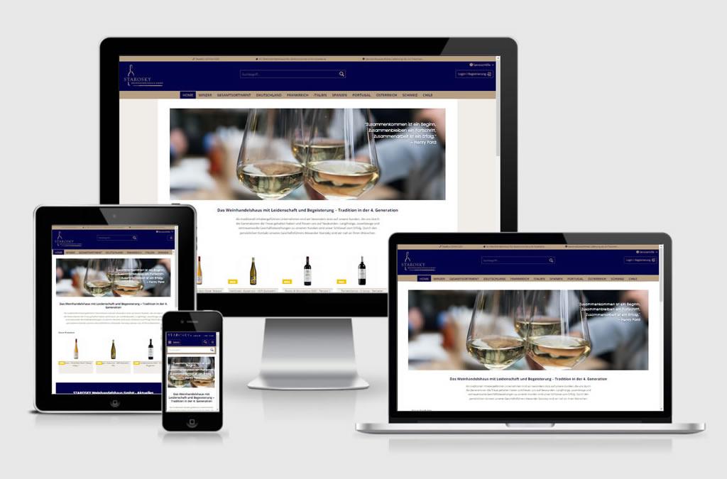 Starosky Weinhandelshaus GmbH