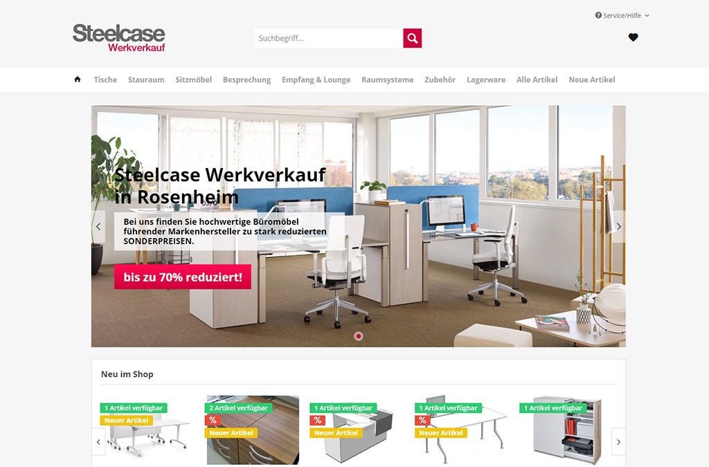 steelcase-werkverkauf.de