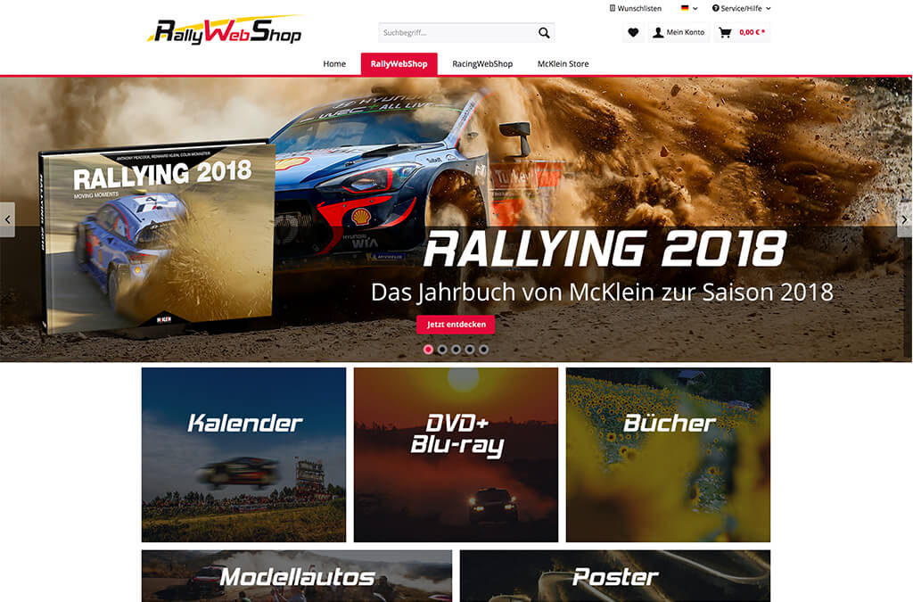 RallyAndRacing.com