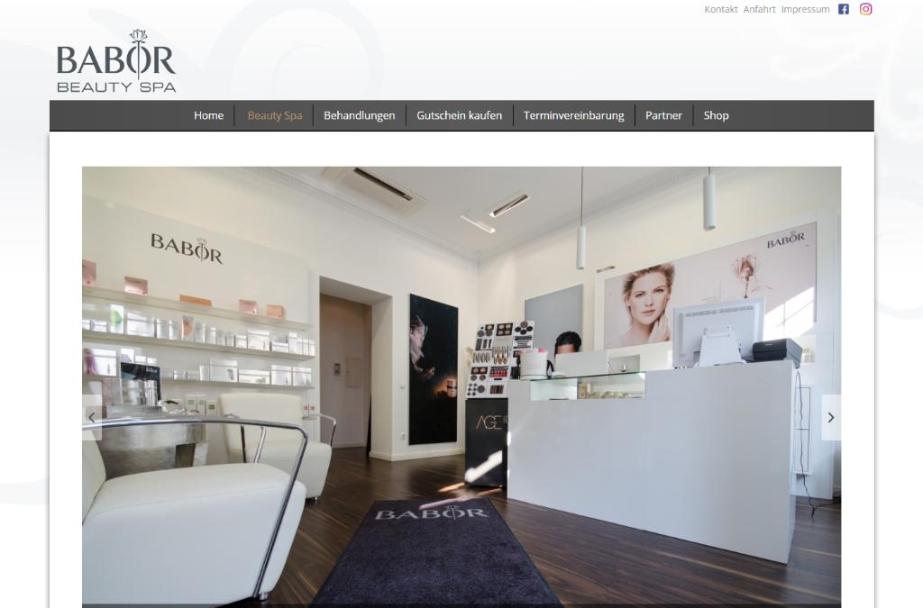 BABOR Beauty Spa Düsseldorf Oberkassel