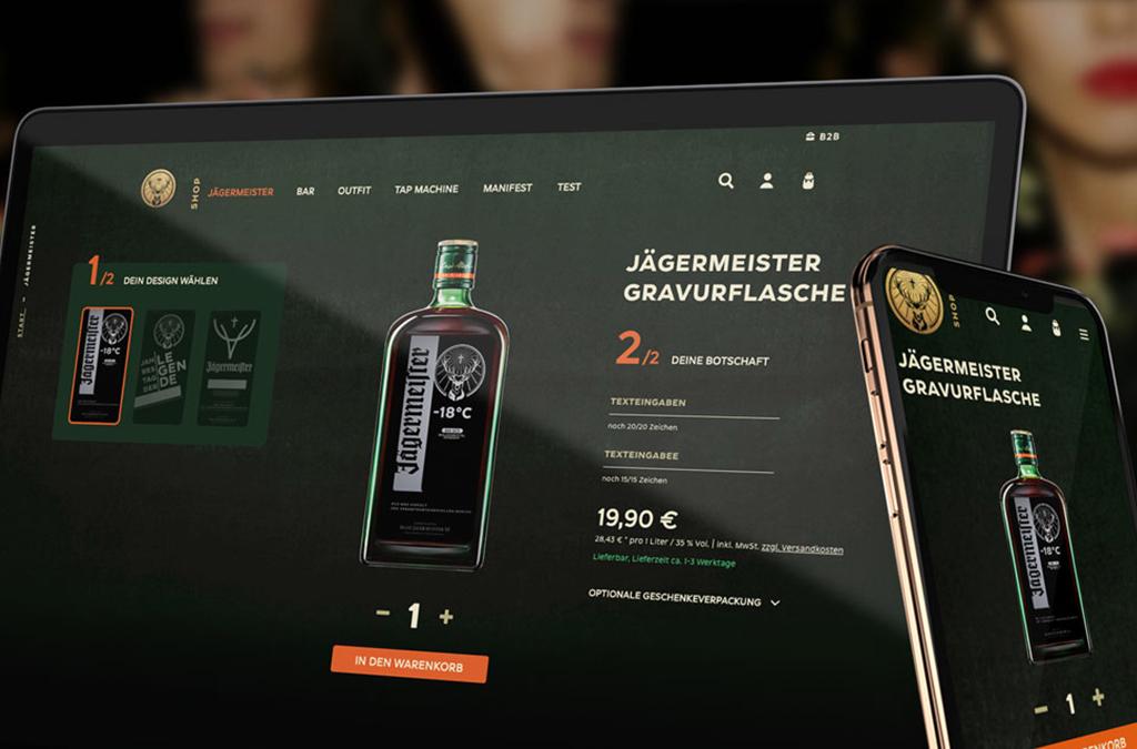 Jaegermeister-Shop image