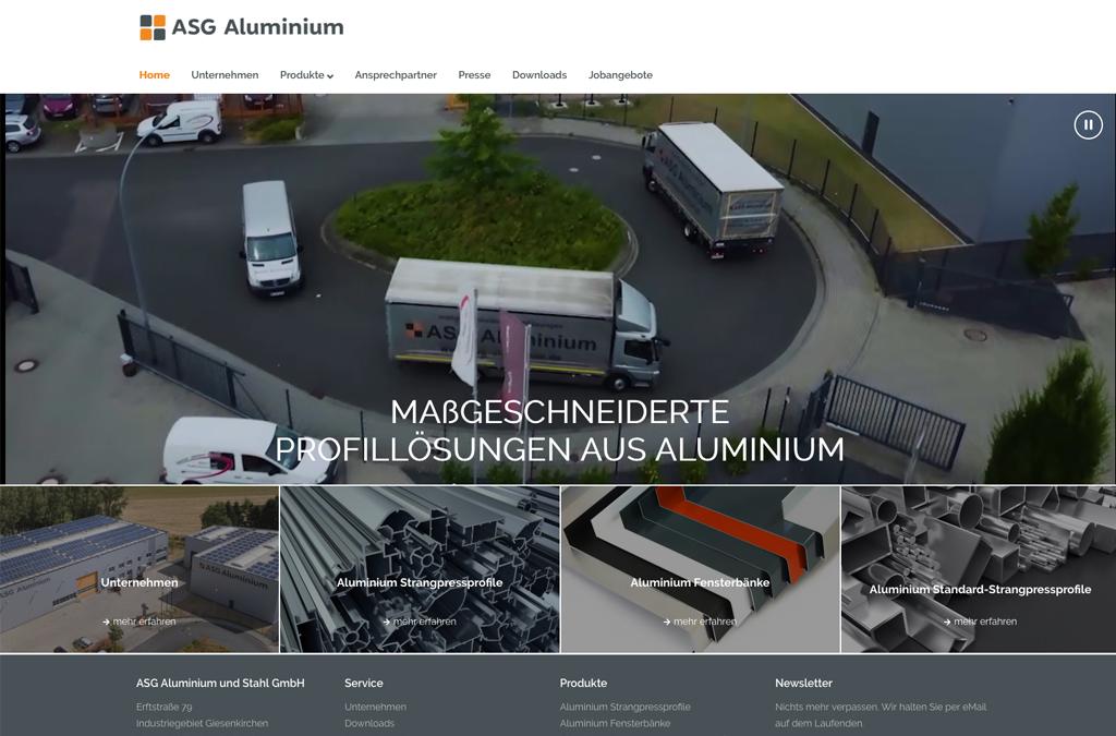 ASG Aluminium und Stahl