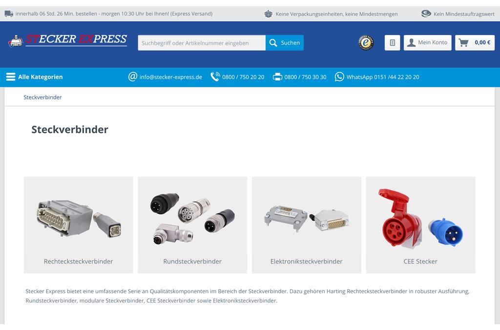 Stecker Express GmbH