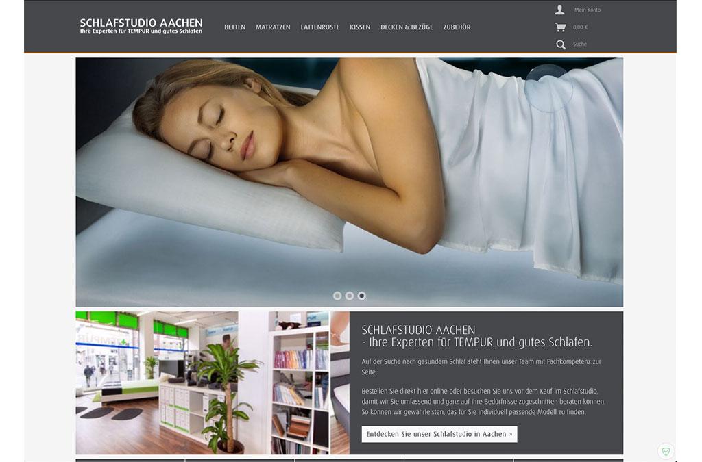 Schlafstudio Aachen