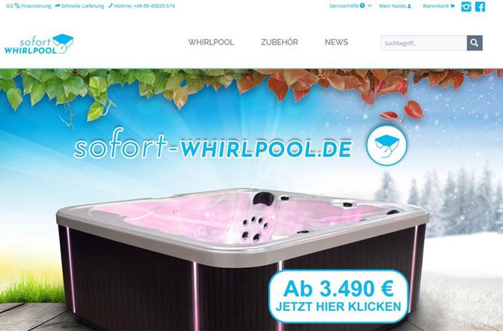 Sofort Whirlpool
