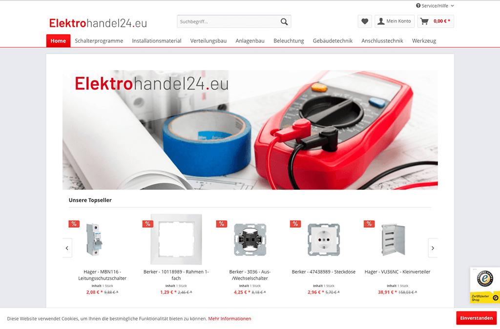 Elektrohandel24.eu