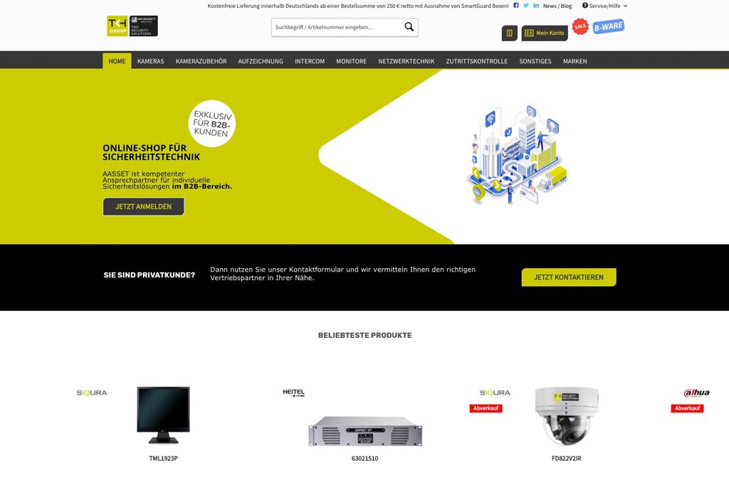 Aasset Security GmbH