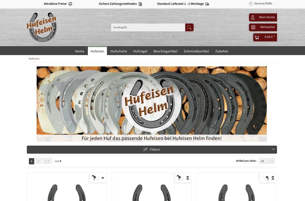Hufeisen-Helm.de