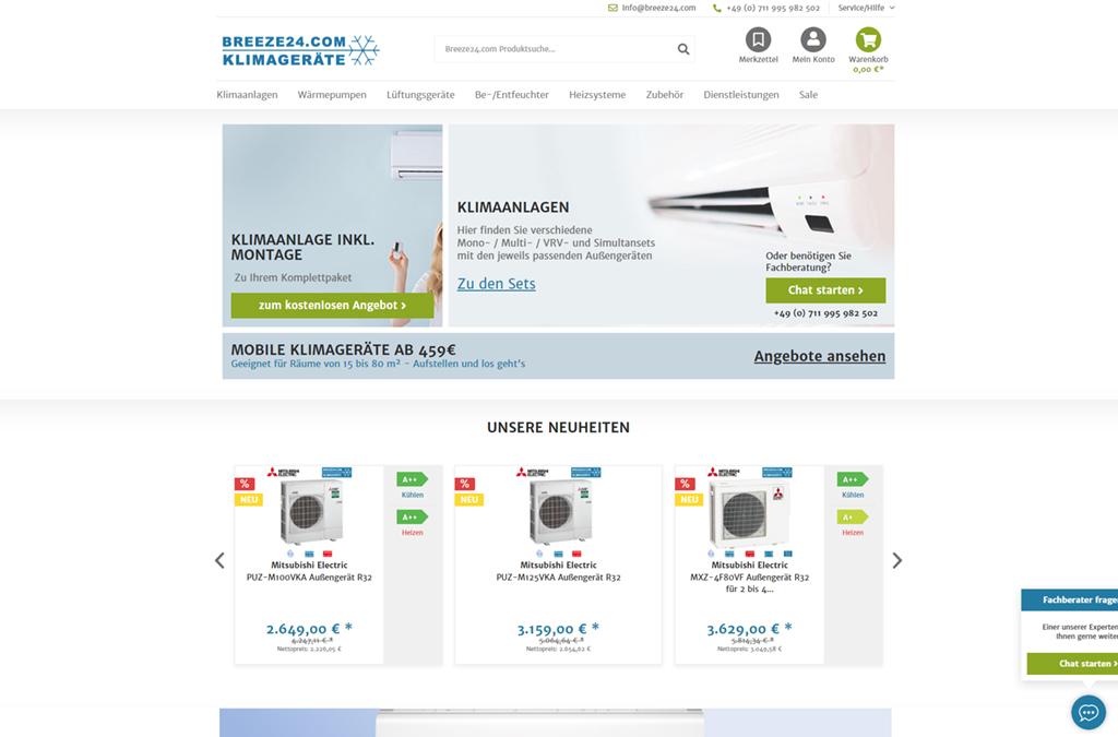 Breeze24.com