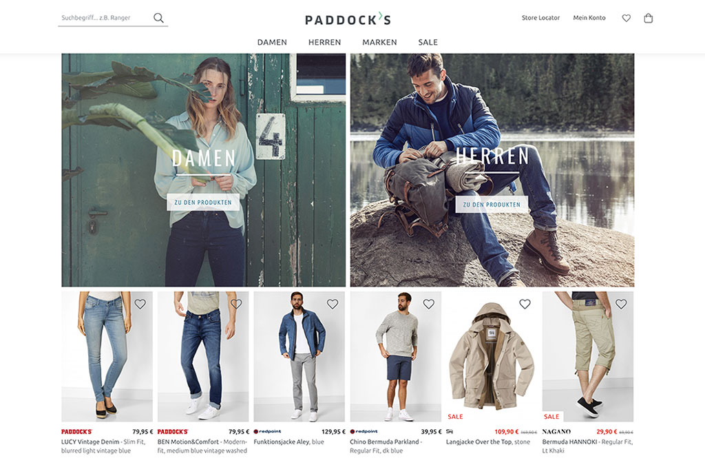 PADDOCK'S