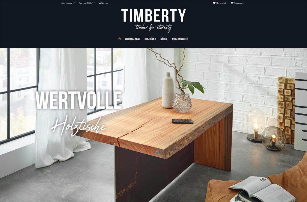 Timberty