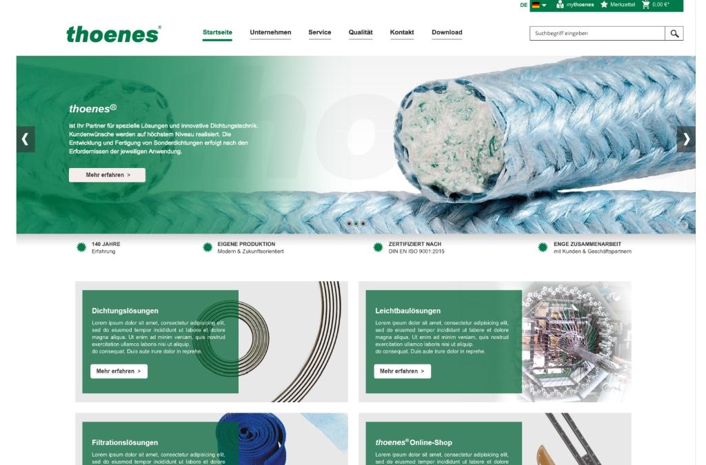 thoenes® Dichtungstechnik GmbH