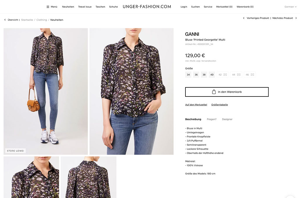Unger Fashion
