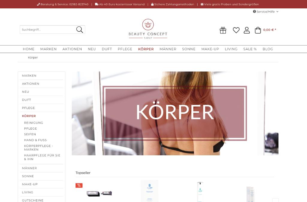 Beauty-Concept-Shop