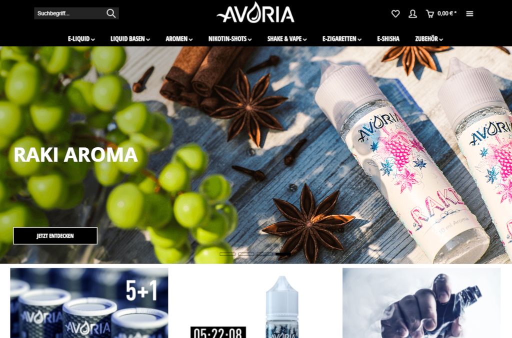 Avoria - The World of Steaming