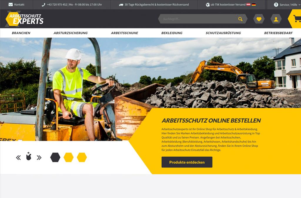 Arbeitsschutz-Experts Onlineshop
