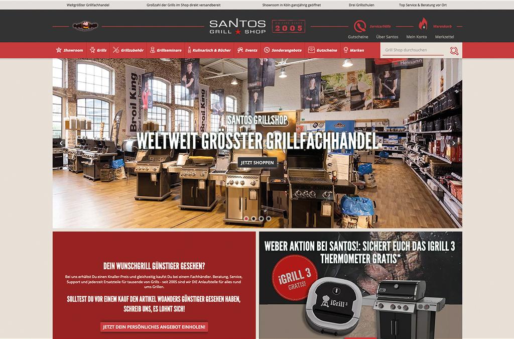 Santos Grill
