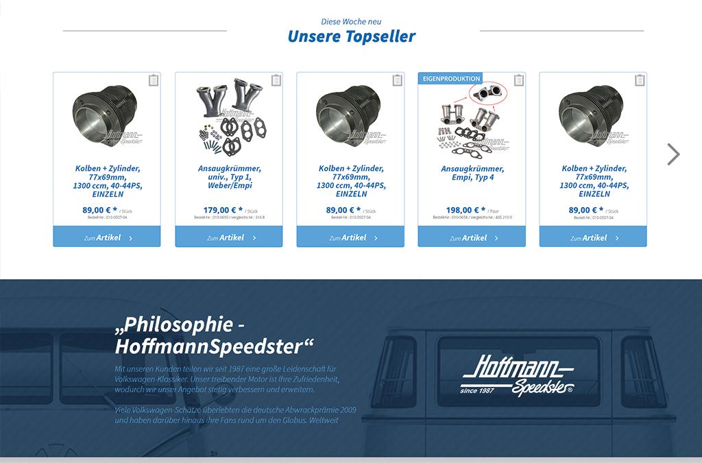 Hoffmann-Speedster