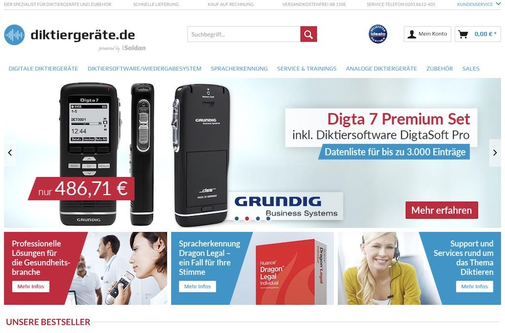 Diktiergeräte.de