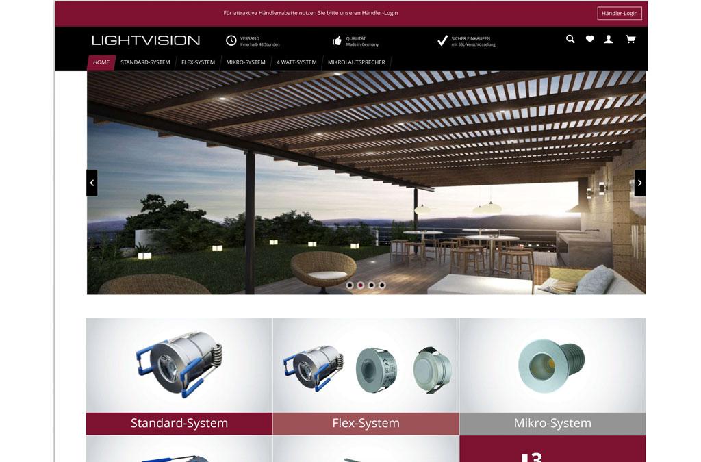 Lightvision - LED-Beleuchtung