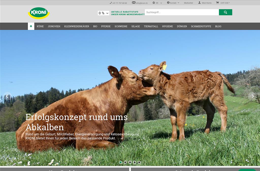 KRONI Locher + Co. AG