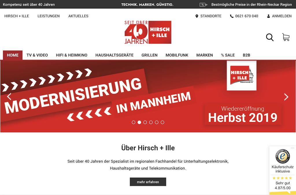 Hirsch + Ille