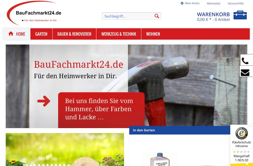 Baufachmarkt Schulz