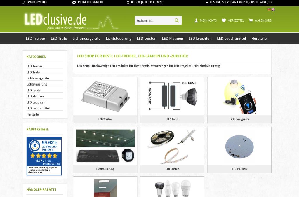 LEDclusive.de