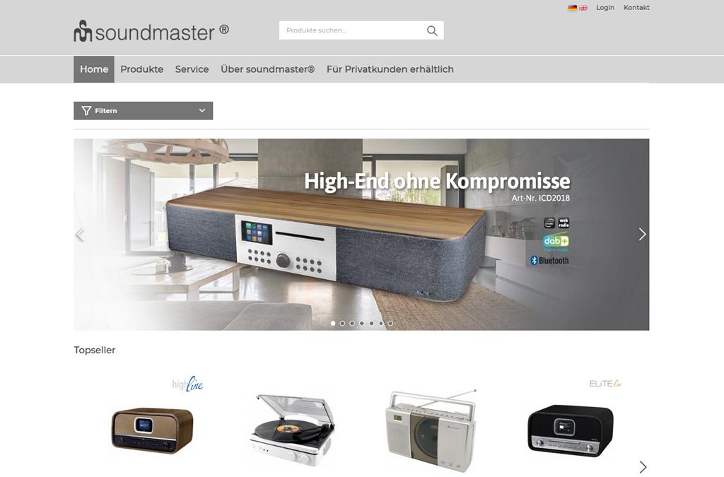 soundmaster.de