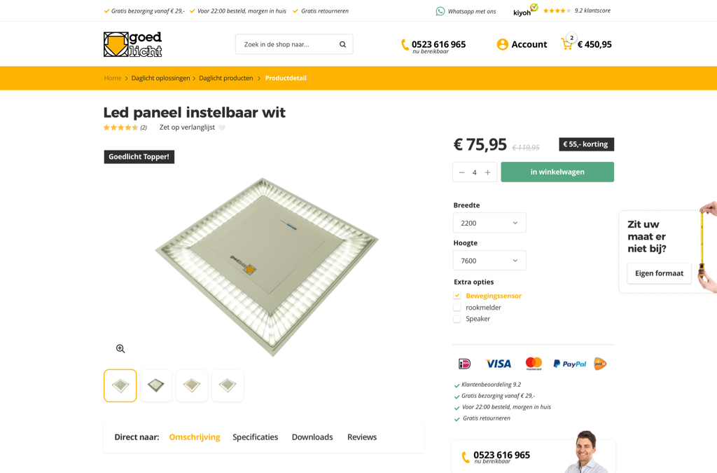 www.goedlicht.nl