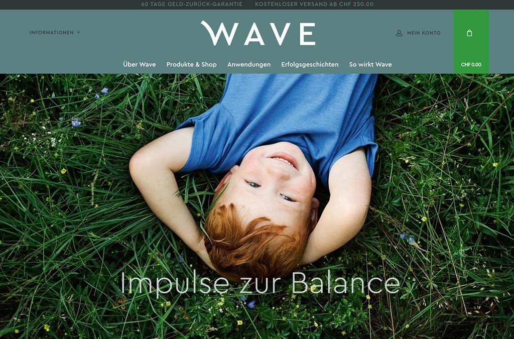 Wave by Healthbalance