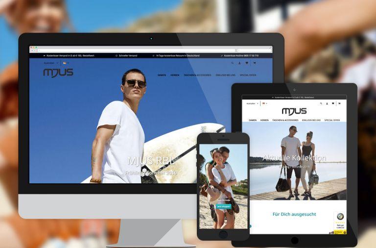 MJUS Official Online-Shop