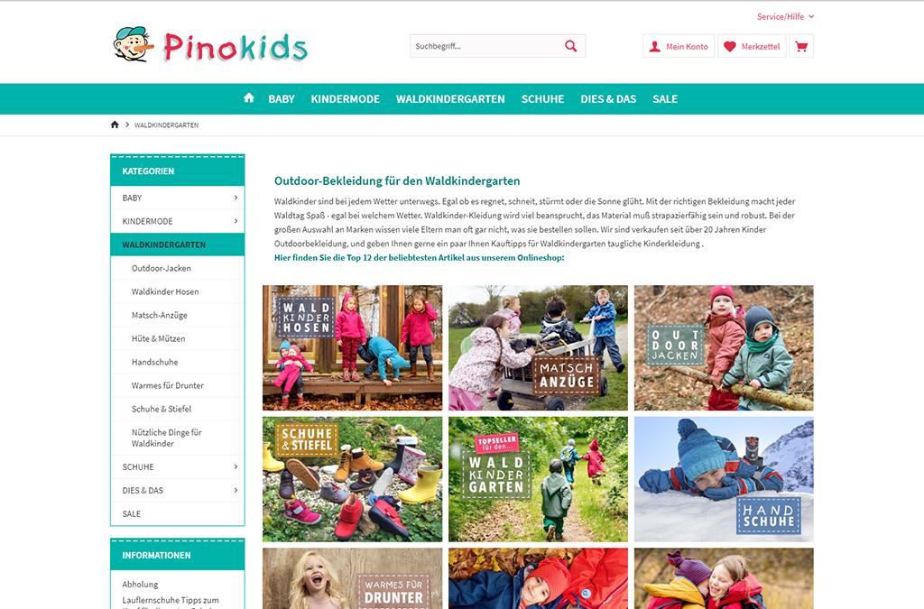 Pinokids Kindermode