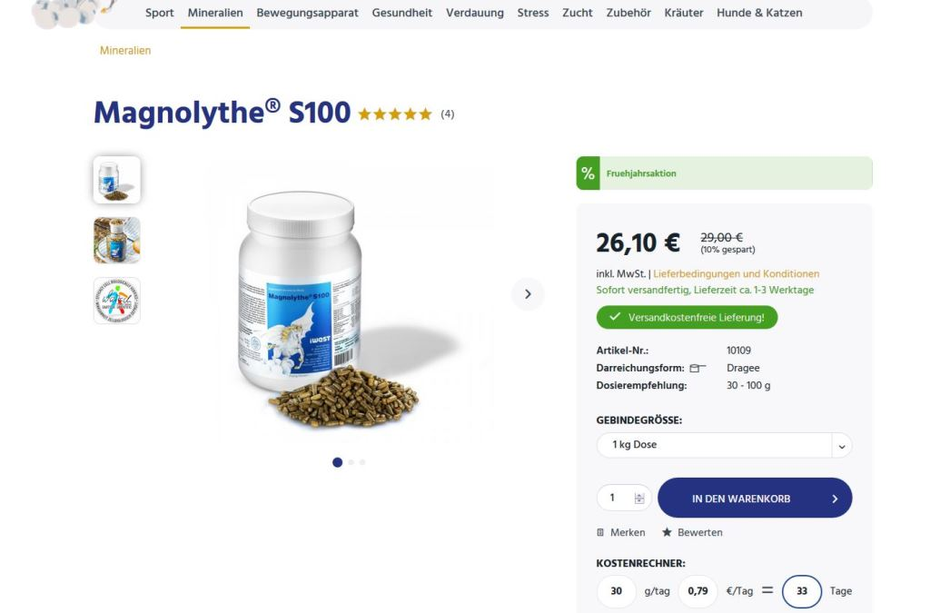 iWEST-Tierernährung Dr. Meyer GmbH & Co. KG