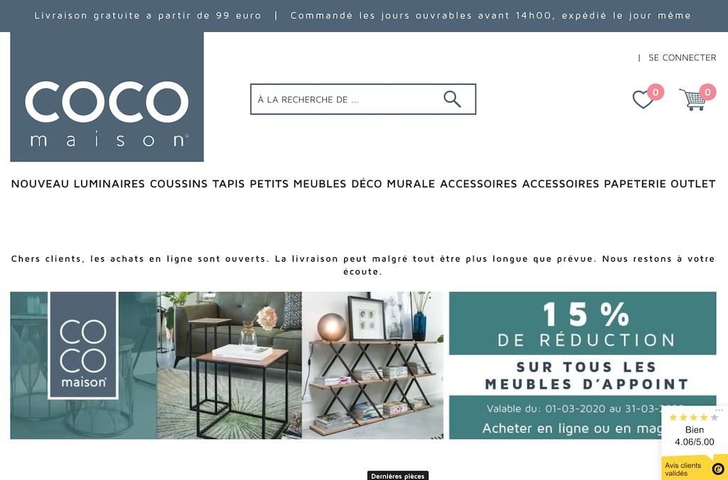 COCO maison - Woondecoratie | Décoration intérieure | Wohndekoration