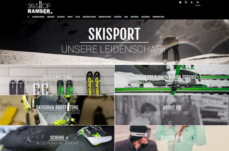 Ski-Shop Ramser GmbH
