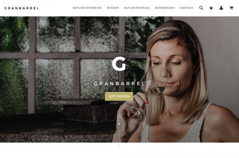 Granbarrel Onlineshop