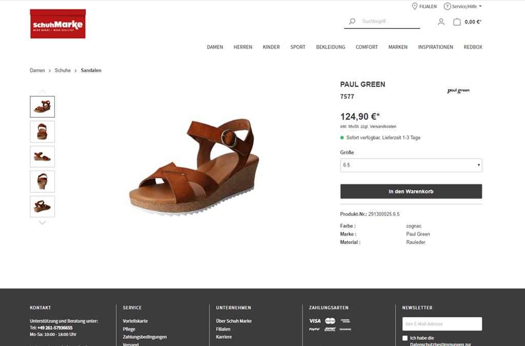 SchuhMarke