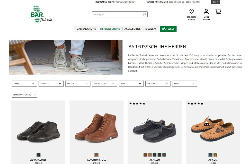 BÄR Schuhe