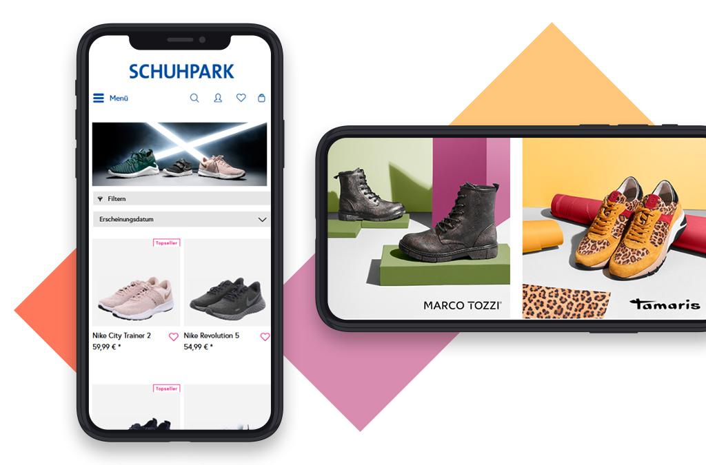Schuhpark Onlineshop