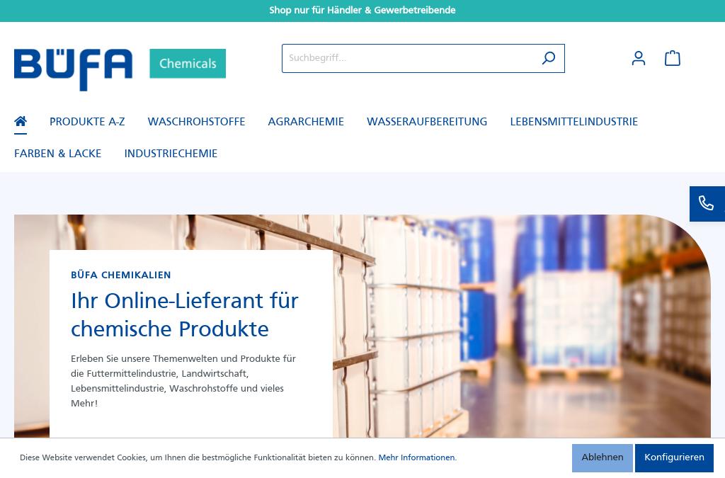 BÜFA Chemikalien GmbH & Co. KG